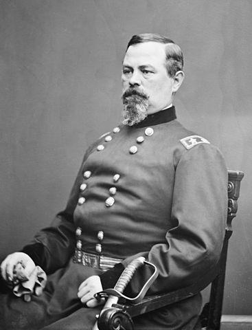 Maj. Gen. Irvin McDowell