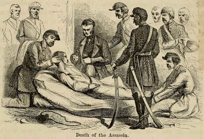 death-of-the-assassin-booth-urquhart