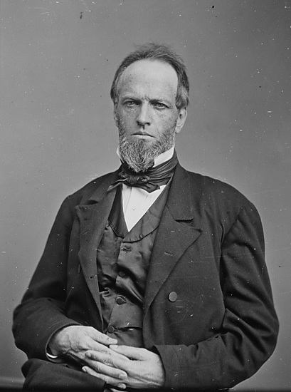 Representative Giles Hotchkiss of New York circa 1865