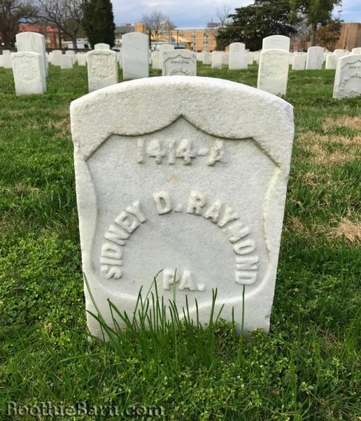 sidney-raymonds-grave
